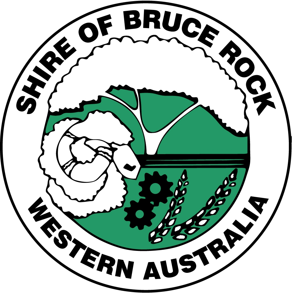 Shire of Bruce Rock Logo