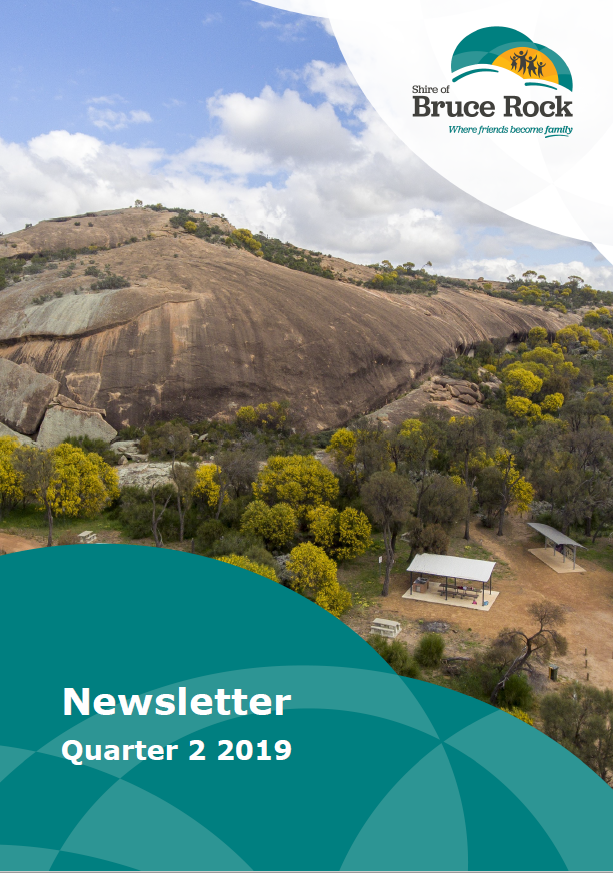 Newsletter - Quarter 2 2019